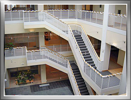 Commercial Staircase